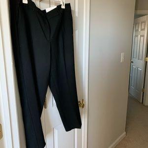 Brand New Loft Black Dress Pants! Size 14